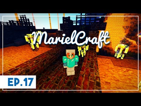"MarielCraft | S2:Ep.17 - ""INTO THE NETHER!"""