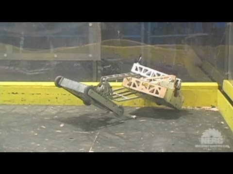 Motorama Robot Conflict 2014 - 30LB Sportsman Class