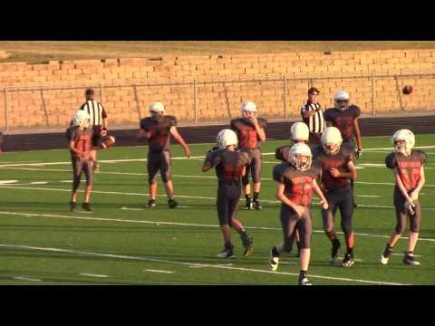 Lake Dallas Falcons vs. Harpool Longhorns - 8th Grade - B - Team - 2016