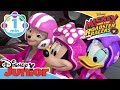 Mickey and the Roadster Racers | Song - Shifting Gears 🎶 | Disney Junior UK