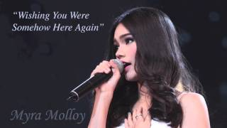 Wishing You Were Somehow Here Again by Myra Molloy