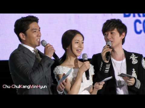 【Chu-CKMH】140607 Dream Concert Kangin Eunhyuk MC Part.3