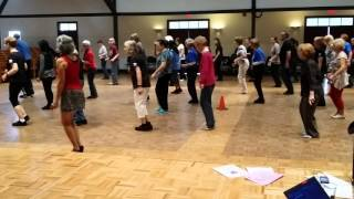MY BOYFRIEND'S BACK LINE DANCE