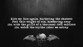 Avenged Sevenfold - This Means War [Lyrics on screen] [Full HD]