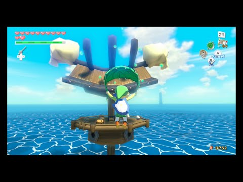 The Legend of Zelda: The Wind Waker HD – Bonus 5: Treasure C