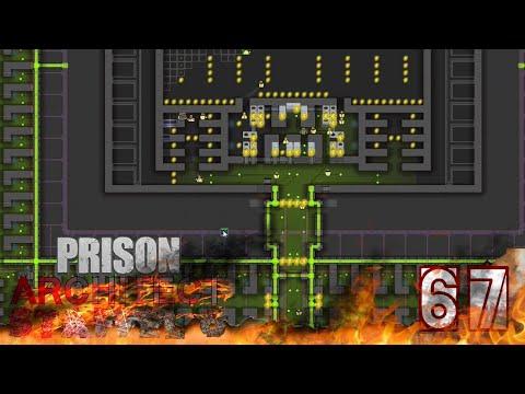 KABEL-CHAOS - [67] Lets Play Prison Architect (STAFFEL 6) | HMS
