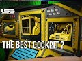 THE BEST COCKPIT ??? (Testing) - Space Engineers