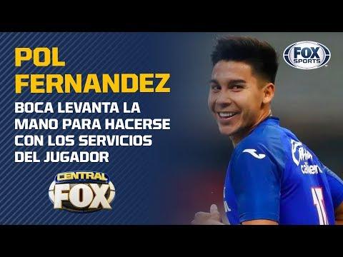 Liga MX: Pol Fernández a Boca Juniors