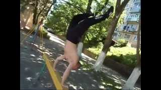 Владивосток турник брусья street workout