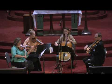 "Wolfgang Amadeus Mozart -  Quartet No.19 in C Major, K.465 ""Dissonance"""