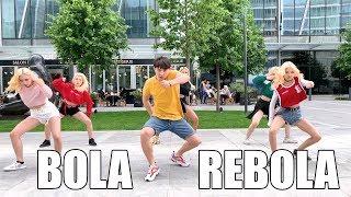 J Balvin, Anitta Ft. MC Zaac - Bola Rebola | Chuba Choreography | Fam Entertainment