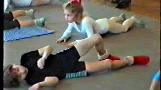 Урок хореографии для детей