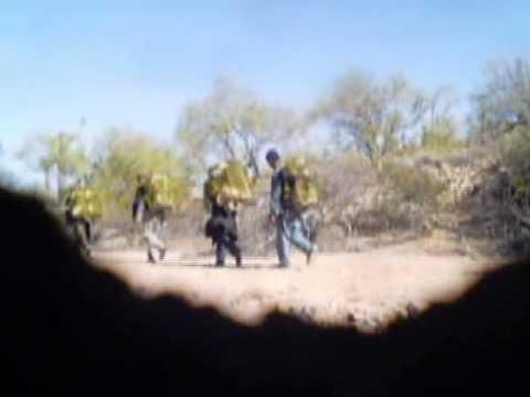 Chris Baker - Illegal Aliens Smuggling Drugs