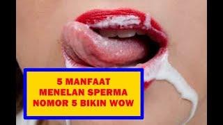 5 Manfaat Menelan Sperma Pria, Nomor 5 Menakjubkan !