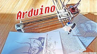 Чертежная машина (Drawing Machine). Собираем DIY клон дорогого 4xiDraw.