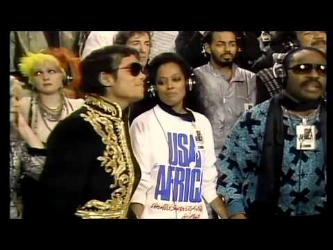 USA for AfricaWe Are The WorldOriginal Music Video 1985HDHQ
