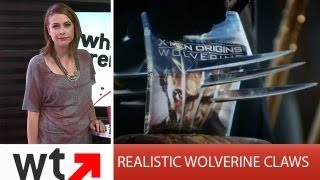 "Wolverine Claws by ""Man at Arms"" Plus Top 5 Videos of 7/16/13"