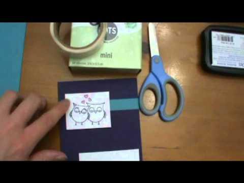 Handmade bridal shower invitation youtube filmwisefo