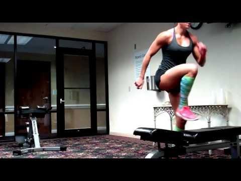 Generate No Gym? No Problem! Tabata circuit! Snapshots