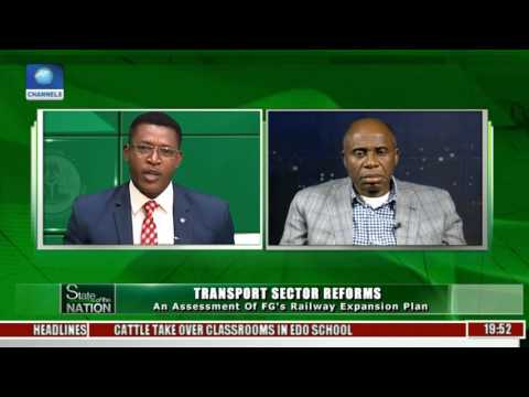 State Of The Nation: Assessing FG's Railway Expansion Plan With Transportation Minister