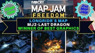 Far Cry Map Jam 2 Freedom Winner MJ2-The Last Dragon By longridr for best Graphics