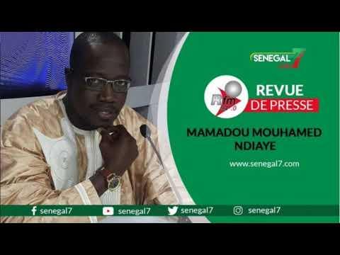 Revue de presse (Wolof) Rfm du mercredi 15 juillet 2020 avec Mamadou Mouhamed Ndiaye