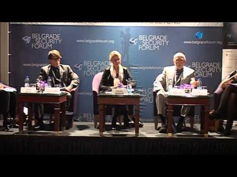 Belgrade Security Forum 2013 Academic Event Panel 3 / Beogradski bezbednosni forum 2013