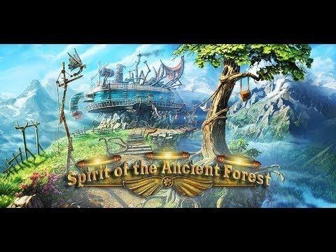 Легенды древнего леса. Поиск предметов