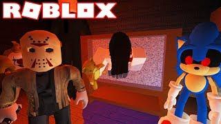 Roblox - ROBLOX SCARY ELEVATOR (SURVIVE AND ESCAPE THE KILLERS IN ROBLOX)