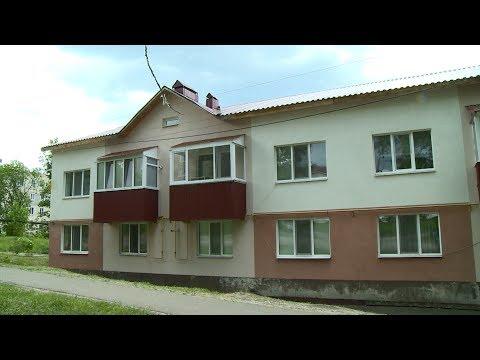 В Нижнем Ломове есть угроза обрушения дома для ветеранов и детей сирот