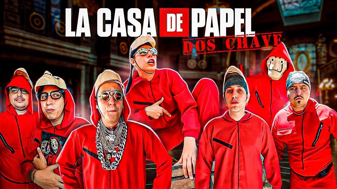 Download LA CASA DE PAPEL DOS CHAVE