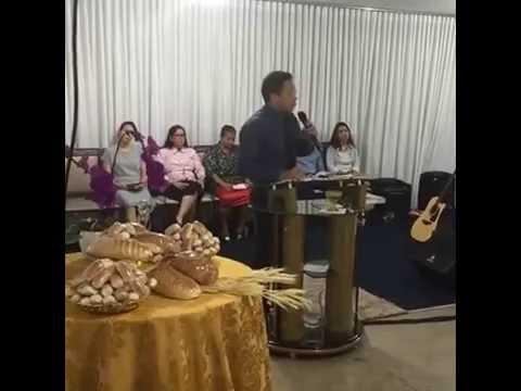 Pastor Josafá Sales - Pregação