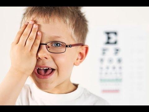 основные причины нарушения зрения