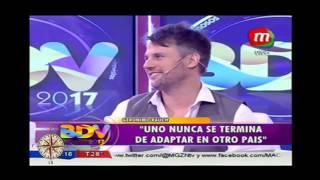 Entrevista de Gerónimo Rauch en BDV