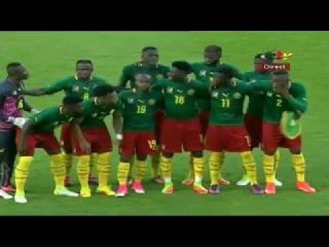 MATCH AMICAL U23 FRANCE # CAMEROUN (3 1) Jeudi 08 Juin 2017