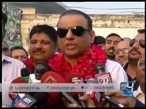 24 Report: Direct attacks of Alim Khan on Ayaz Sadiq