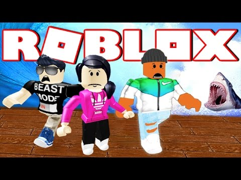ESCAPE THE FLOOD IN ROBLOX