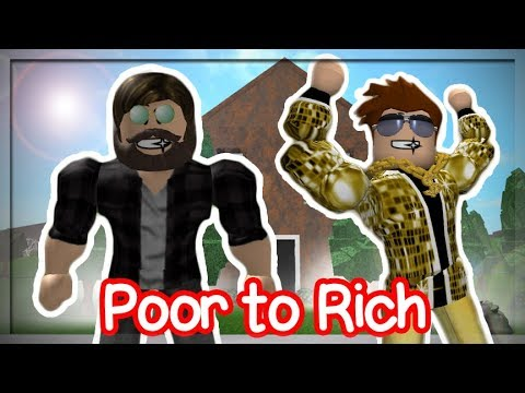 Bloxburg Going From Poor To Rich A Roblox Story Roblox Roleplay