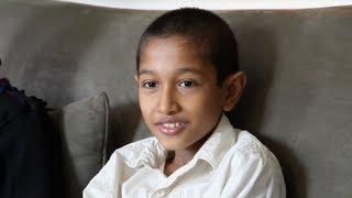Spinal Tumor | Adam Ali's Story