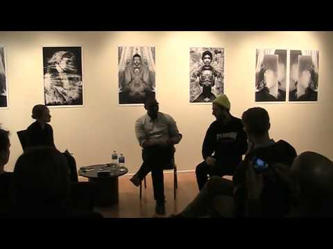 Black Maths Artist Talk @ Stamp Gallery, University of Maryl