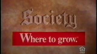 1994 - Ad for Society Bank