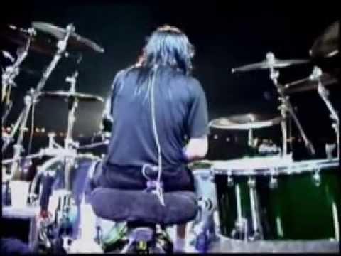 Joey Jordison  Creeping Death Drum camera