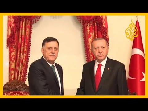 ???? ???? تركيا تخطط لجيش ليبي محترف وتطالب باريس بالاعتذار  - نشر قبل 14 ساعة
