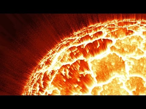 Photoshop Tutorial: How to Make a Planet EXPLODE from its Core. thumbnail