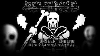 Undertale Disbelief: REVENGE - The Unseen Ending [Act: 1/2 + No Hit Papyrus Fight + Extras]