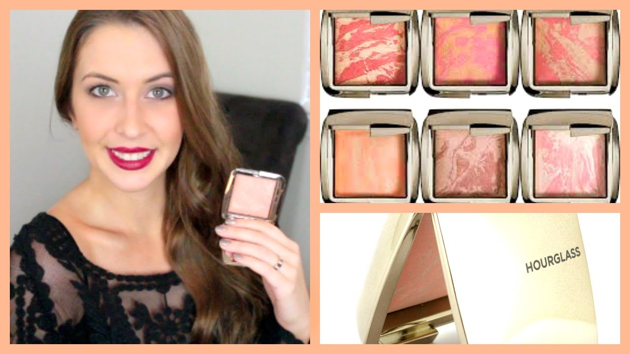 Charming Hourglass Ambient Lighting Blush Review | Makeup Minute Amazing Design