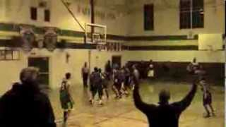 OAL Basketball - Fremont High School JV Team VS Oakland High 2014