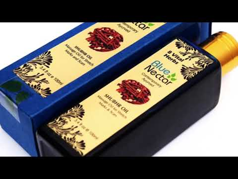 review-on-the-blue-nectar-ayurvedic-skin-glow-oil-/-ayurvedic-bio-oil-/-multipurpose-facial-oil