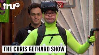The Chris Gethard Show - Michael Beasley vs. LaGuardia's New Mascot | truTV