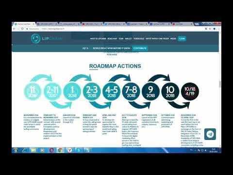 Lipchain - децентрализованная платформа для серфингистов на основе блокчейн